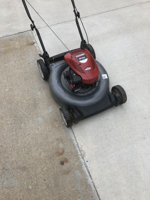 Craftsman push mower for Sale in Annandale, VA