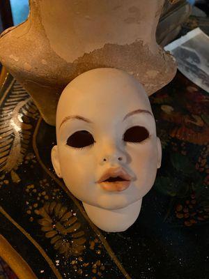 Antique Vintage 1992 Porcelain Baby Doll Head for Sale in Fort Lauderdale, FL