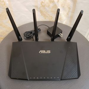 ASUS AC2400 4x4 Dual Band Gigabit Router (RT-AC87U) for Sale in Aloha, OR