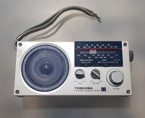 VINTAGE TOSHIBA FM STEREO RECEIVER RP 700F for Sale in Mesa, AZ