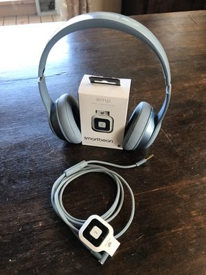 Beats Solo 2 Headphones + Bluetooth for Sale in Danville, CA