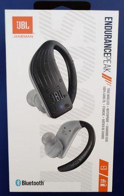 JBL Endurance Peak Wireless Earphones Brand New for Sale in Los Angeles,  CA