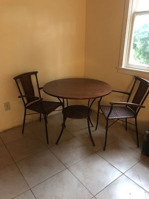 Breakfast Table & Chairs for Sale in Hollywood, FL