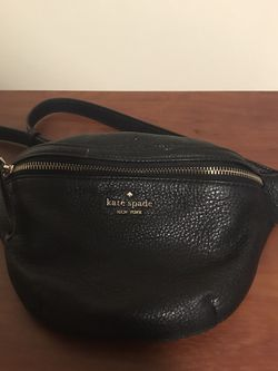 Leather Kate Spade Fanny Pouch for Sale in MD,  US