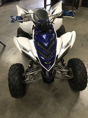 Yamaha raptor 700 special edition for Sale in Hayward, CA