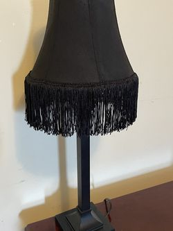 Goth Victorian Inspired Lamp for Sale in Richmond,  VA