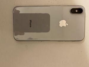 IPHONE XS 64GB SILVER $600 OBO for Sale in Phoenix, AZ