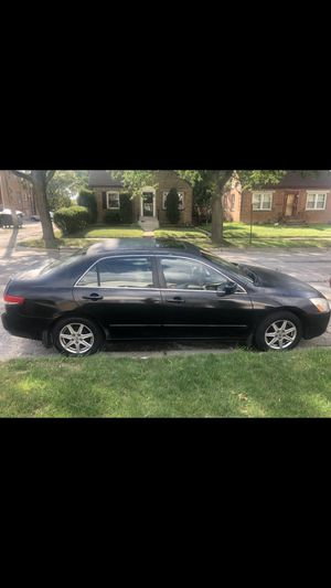 2003 Honda Accord SOLD AS IS 242,000 miles for Sale in Orland Hills, IL
