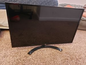 LG 32MP58HQ-P 32-Inch IPS Monitor with Screen Split, Black for Sale in Champaign, IL