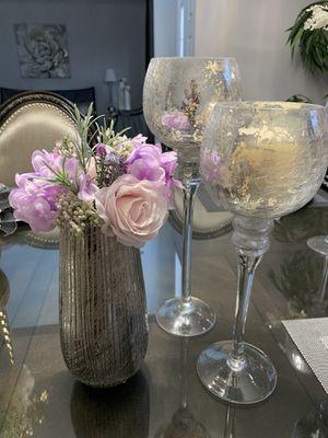Silver Decorative Accents for Sale in Woodbridge, VA