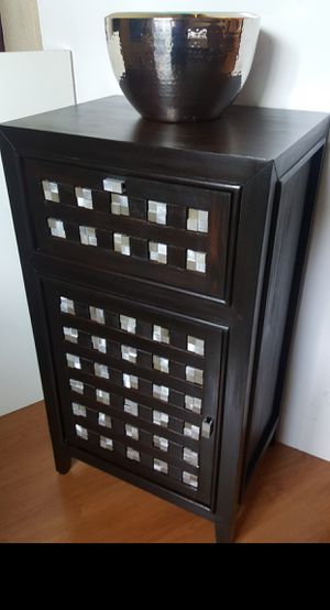 Custom Handmade Accent Cabinet w/ Draw for Sale in Tampa, FL