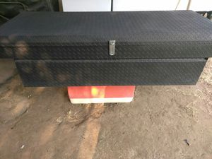 Large weather guard tool box for Sale in Modesto, CA