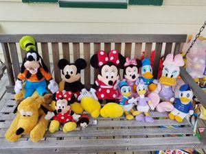 Disney Stuff Toys for Sale in Bay City, MI