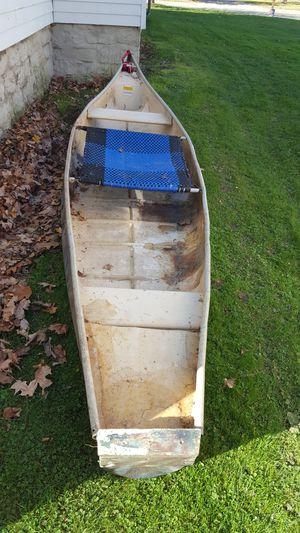 15' canoe for Sale in Gowanda, NY