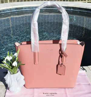 Kate Spade New York Medium Margaux Leather Tote - MSRP 150$ for Sale in Ontario, CA