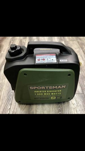 Sportsman 1000W Electronics Generator, Green for Sale in Los Angeles, CA
