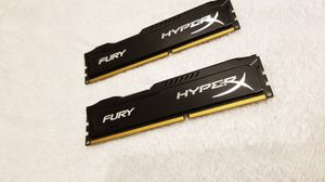 8gb DDR3 computer memory 1600 Fury HyperX for Sale in Chicago, IL