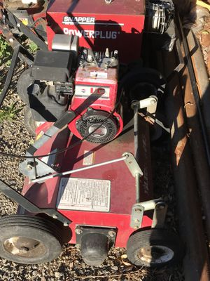 Commercial Snapper Powerplug Aerator and thatcher !! for Sale in Wenatchee, WA