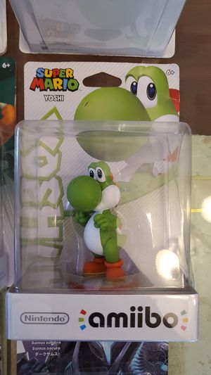 Mario Party Yoshi Nintendo Amiibo for Sale in Los Angeles, CA