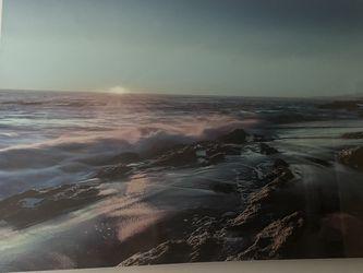 Blue Ocean Canvas for Sale in Marietta,  GA