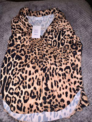 Cheetah Shirt for Sale in San Diego, CA