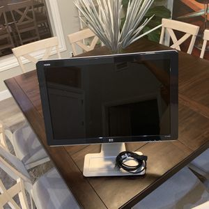 "24"" HP LCD Monitor for Sale in Gilbert, AZ"