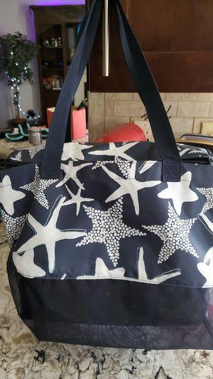 beach cooler bag for Sale in Virginia Beach, VA