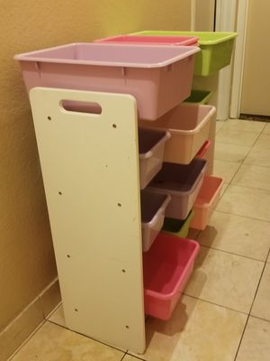 Kids toy and storage boxes for Sale in Henderson, NV