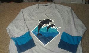 Pink Dolphin Baseball Tee for Sale in Baltimore, MD