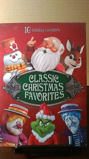 Classic Christmas Favorites DVD Set for Sale in Anaheim, CA