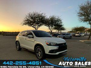 2016 Mitsubishi Outlander Sport for Sale in Victorville, CA