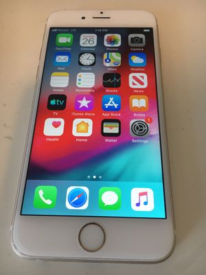 Unlocked iPhone 6 64gb*BATTERY DIES QUICKLY* for Sale in Woodburn, OR