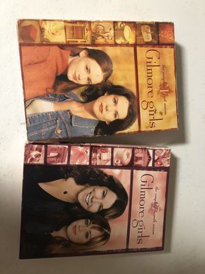 Gilmore girls season one & seven for Sale in Denver, CO