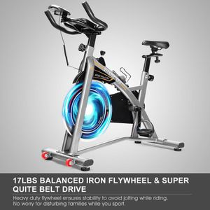 Home Exercise Bike Stationary Bicycle Cardio Gym Equipment LCD Display Adjustable Seat for Sale in Sacramento, CA