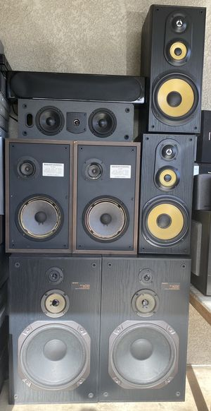 Speakers for Sale in Alhambra, CA