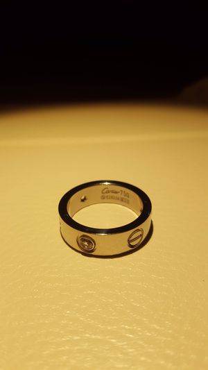 size 6 screw band ring ❤❤❤ for Sale in Harrison, NY