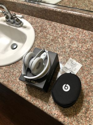 Beats solo 3 for Sale in Fresno, CA