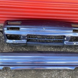 Mazda 1986-1991 RX7 S5 Bumpers Set for Sale in Orlando, FL