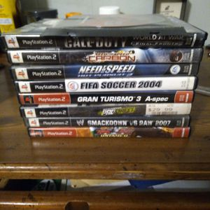 Ps2 Videogame Collection for Sale in Lufkin, TX