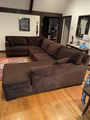 Giant sectional sofa for Sale in Monterey Park, CA