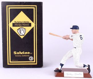 RARE Mickey Mantle Salvino figurine. Only 328 made. Motivated seller. for Sale in San Diego, CA