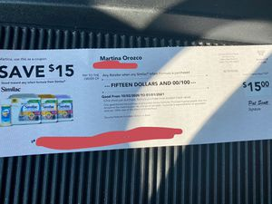 Similac Coupon for Sale in North Las Vegas, NV