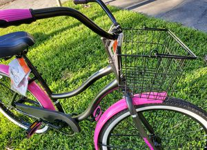 """NEW GIRLS NIKE 24"""" READY TO RIDE- W BASKET- ONE LEFT- IN NORWALK TODAY SUN FROM 6 AM for Sale in Norwalk, CA"""