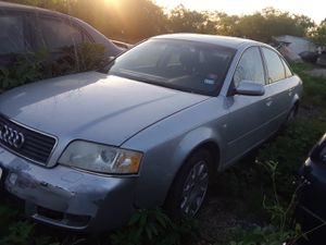 2004 Audi A6 parts for Sale in San Antonio, TX