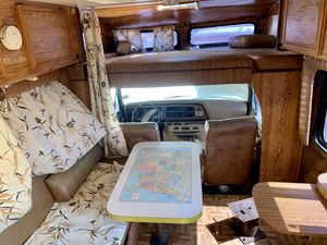1980's Motorhome project. CHEAP! just $650 dlls!. Non running. Needs work, Bill of sale only. Engine has only 60k miles. Storage available for Sale in San Diego, CA