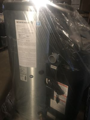 HTP 50 gallon High Efficiency Propane Water Heater (new) for Sale in Peabody, MA