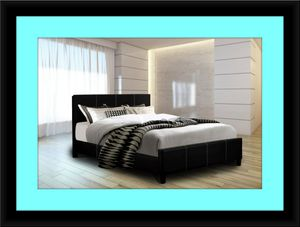 Twin platform bed with mattress for Sale in Bowie, MD