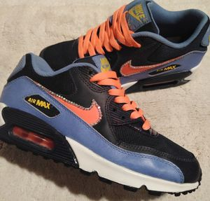 Custom Nike air Max 90 mesh trainers (GS) for Sale in Denver, CO