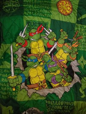 TMNT toddler bed set for Sale in Cumberland, RI