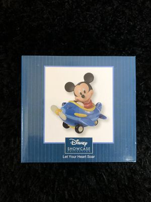 Precious Moments Disney Showcase Collection, Let Your Heart Soar Mickey Mouse for Sale in Maricopa, AZ